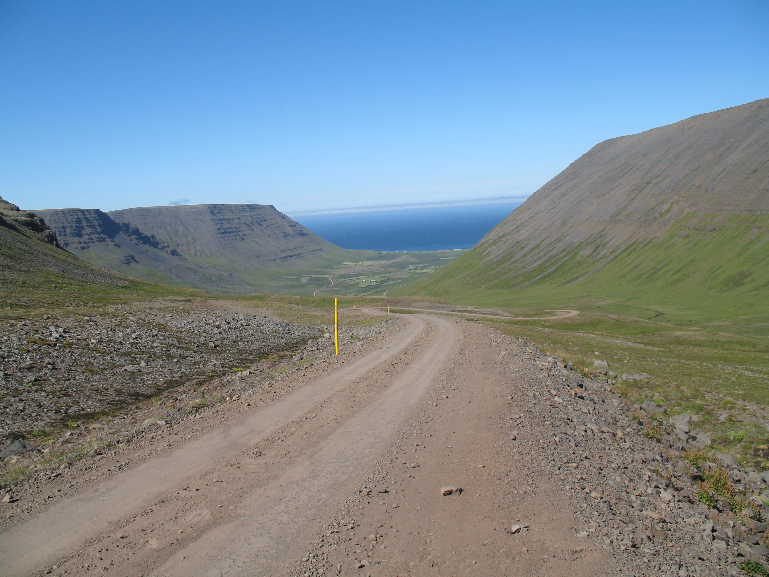 mynd af Ingjaldssandur - Nesdalur (Vestfirðir)